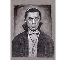 Dracula Photographic Print