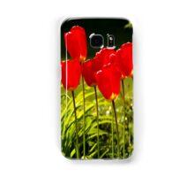 tulip impressions Samsung Galaxy Case/Skin