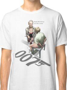 James Bond Parody Classic T-Shirt