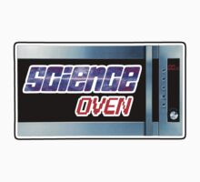 American Hustle - Science Oven! by HalfFullBottle