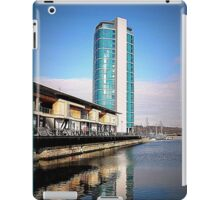 Riverside Tower iPad Case/Skin