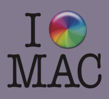 I Heart Mac Kids Tee