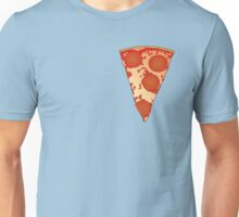 Nice Tasty Pizza Unisex T-Shirt