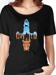 Big Damn Heroes  Women's Relaxed Fit T-Shirt