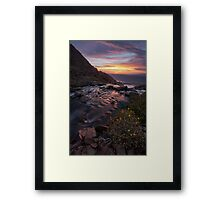 Parker Creek Framed Print
