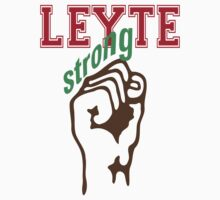 LEYTE STRONG T-SHIRT by VENUTEC