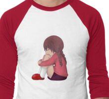 Madotsuki Resting- Yume Nikki  Men's Baseball ¾ T-Shirt