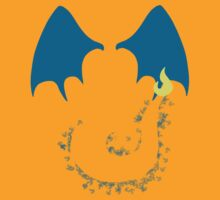 Charizard Pattern by circuitrycat
