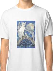 The Watcher at the Gate Classic T-Shirt