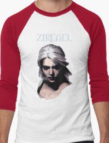 The Witcher - Ciri Zireael Men's Baseball ¾ T-Shirt