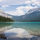 Emerald Lake by Pam Hogg