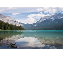 Emerald Lake Photographic Print