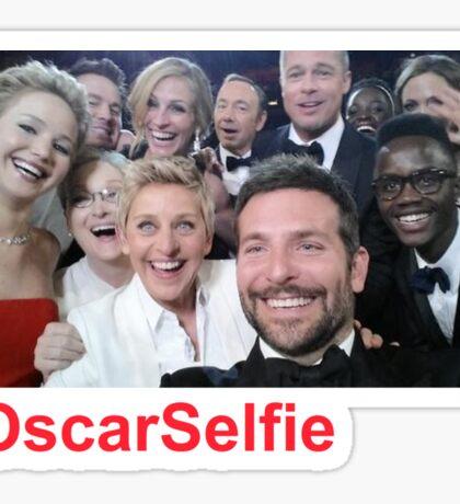 #OscarSelfie Sticker