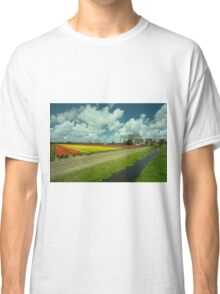 Spring Tulips  Classic T-Shirt