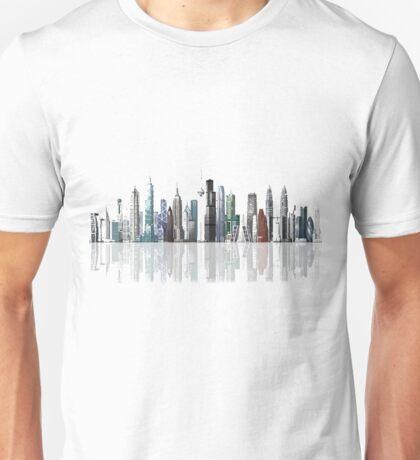 Sky Scrapers Unisex T-Shirt