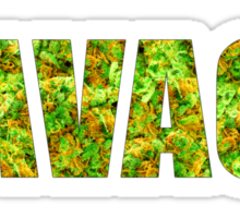 SAVAGE (KUSH Texture) Sticker