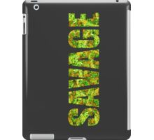 SAVAGE (KUSH Texture) iPad Case/Skin