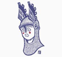 Viking Queen Kids Clothes
