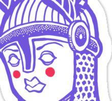 Viking Queen Sticker