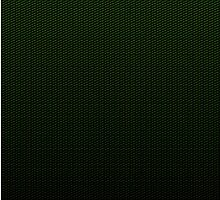 Carbon fibre green pattern by HLDesigns