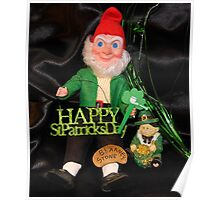 St. Patrick's Day Still Life Poster