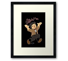 The Raggedy Man Framed Print