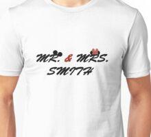 Mr & Mrs Smith Unisex T-Shirt