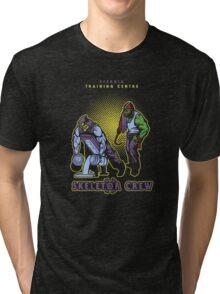 Skeletor Crew Tri-blend T-Shirt