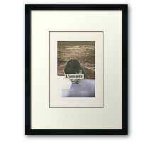 The Affair Framed Print