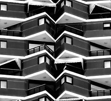 Balconies by Orel