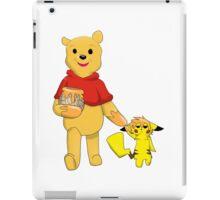 Winnie the Pika iPad Case/Skin