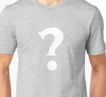 Question Mark - style 7 Unisex T-Shirt
