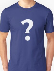 Question Mark - style 7 T-Shirt