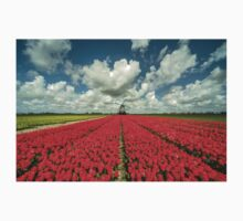 Tulip Windmill  One Piece - Short Sleeve