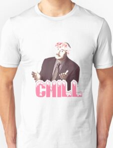 "Phil Says ""Chill"" Unisex T-Shirt"