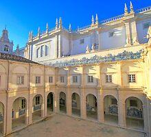 Monastery of São Vicente de Fora by terezadelpilar~ art & architecture