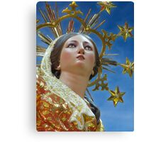 Saint Mary Canvas Print