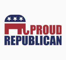 Proud Republican Elephant T-Shirt