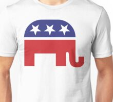 Republican Original Elephant Unisex T-Shirt