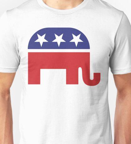 Republican Original Elephant Unisex T-Shirt