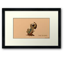 The Tin Bird Framed Print