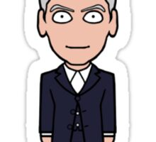 The Twelfth Doctor (sticker) Sticker