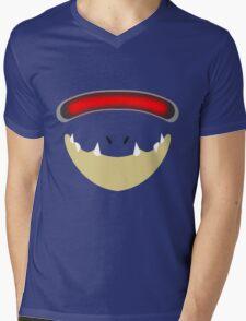 Lazorgator Looking At You, Grinning Mens V-Neck T-Shirt