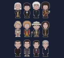 The Twelve Doctors (shirt) by redscharlach