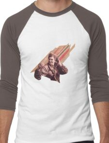 Reflection Men's Baseball ¾ T-Shirt