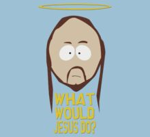 What would Jesus do? - South Park 1 by Lamamelle