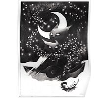 The Owl and the Pussy Cat Poster