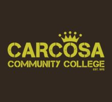 Carcosa Community College Yellow by Prophecyrob