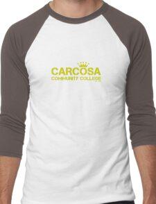 Carcosa Community College Yellow Men's Baseball ¾ T-Shirt