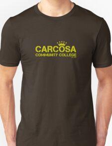 Carcosa Community College Yellow Unisex T-Shirt